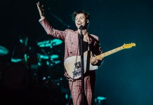 Harry Styles (live) - Hit Channel