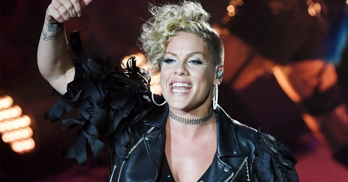 Pink - P!nk - Hit Channel