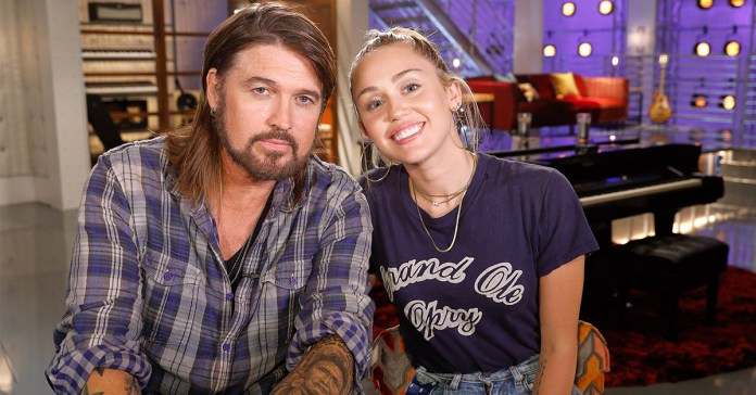 Billy Ray Cyrus - Miley Cyrus - Hit Channel