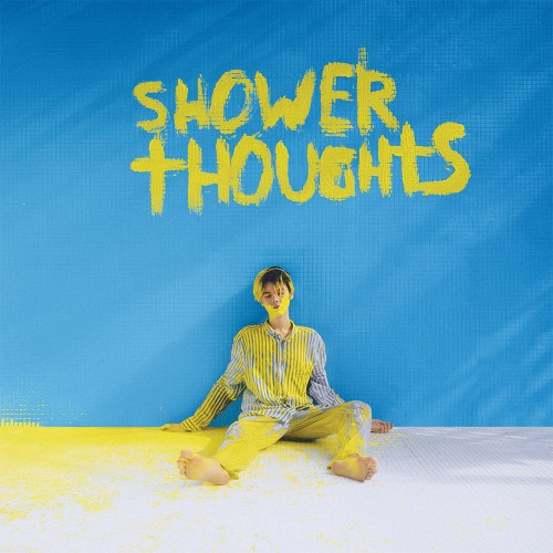 Kristian Kostov - Shower Thoughts (EP cover) - Hit Channel