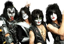 KISS (band) - Hit Channel