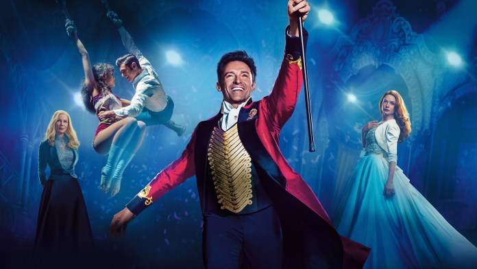 The Greatest Showman (movie) - Hit Channel