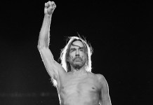 Iggy Pop - Photo by Ross Halfin 2 - Hit Channel