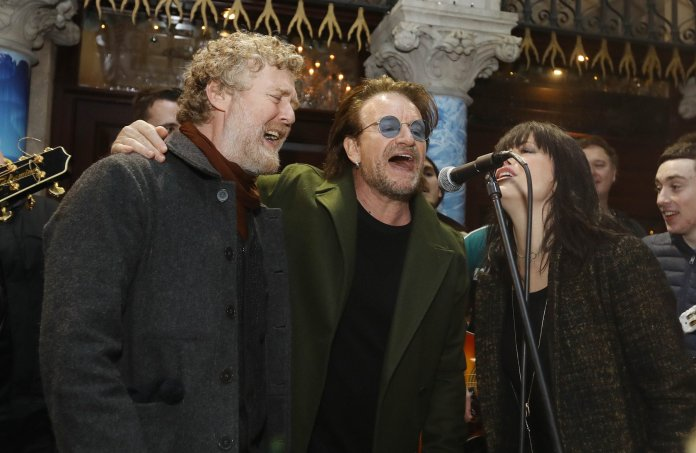 Bono - U2 - Simon Community