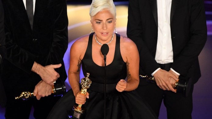 Lady Gaga - Oscars 2019 - Acceptance Speech - Hit Channel