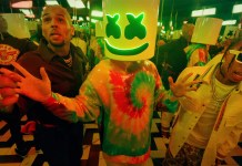 Marshmello - Light It Up ft Tyga & Chris Brown (Official Music Video)