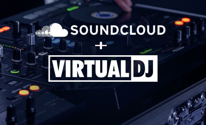 Soundcloud Virtual DJ