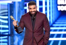 Drake - Billboard Music Awards 2019