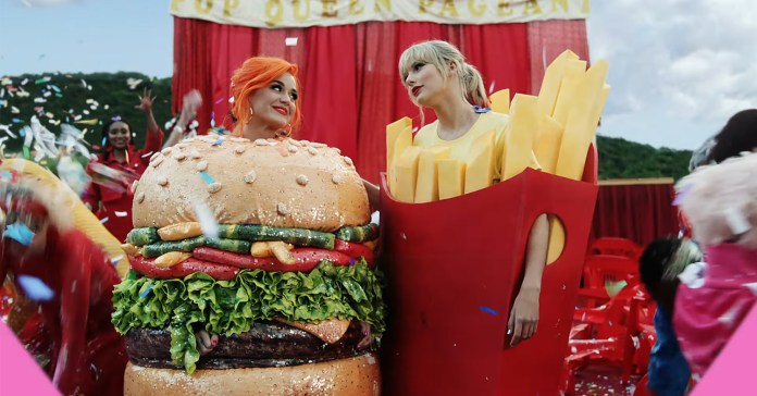 Taylor Swift - Katy Perry - You Need To Calm Down - Video