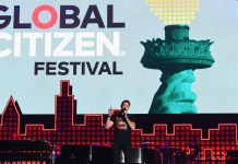 Hugh Jackman - Global Citizen Festival