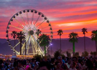 2018 Coachella Music And Arts Festival - Weekend 2 - Day 2