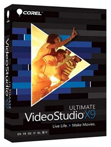 Corel VideoStudio Ultimate X9 Serial Number