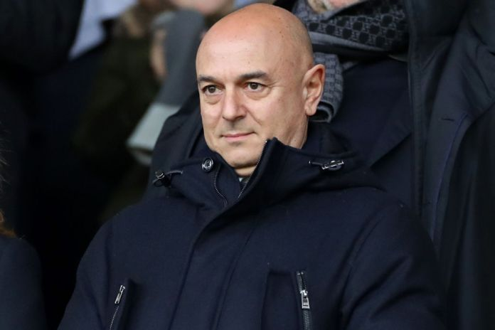 There is some talk': Journalist makes Daniel Levy claim if Joe Lewis sold  Tottenham