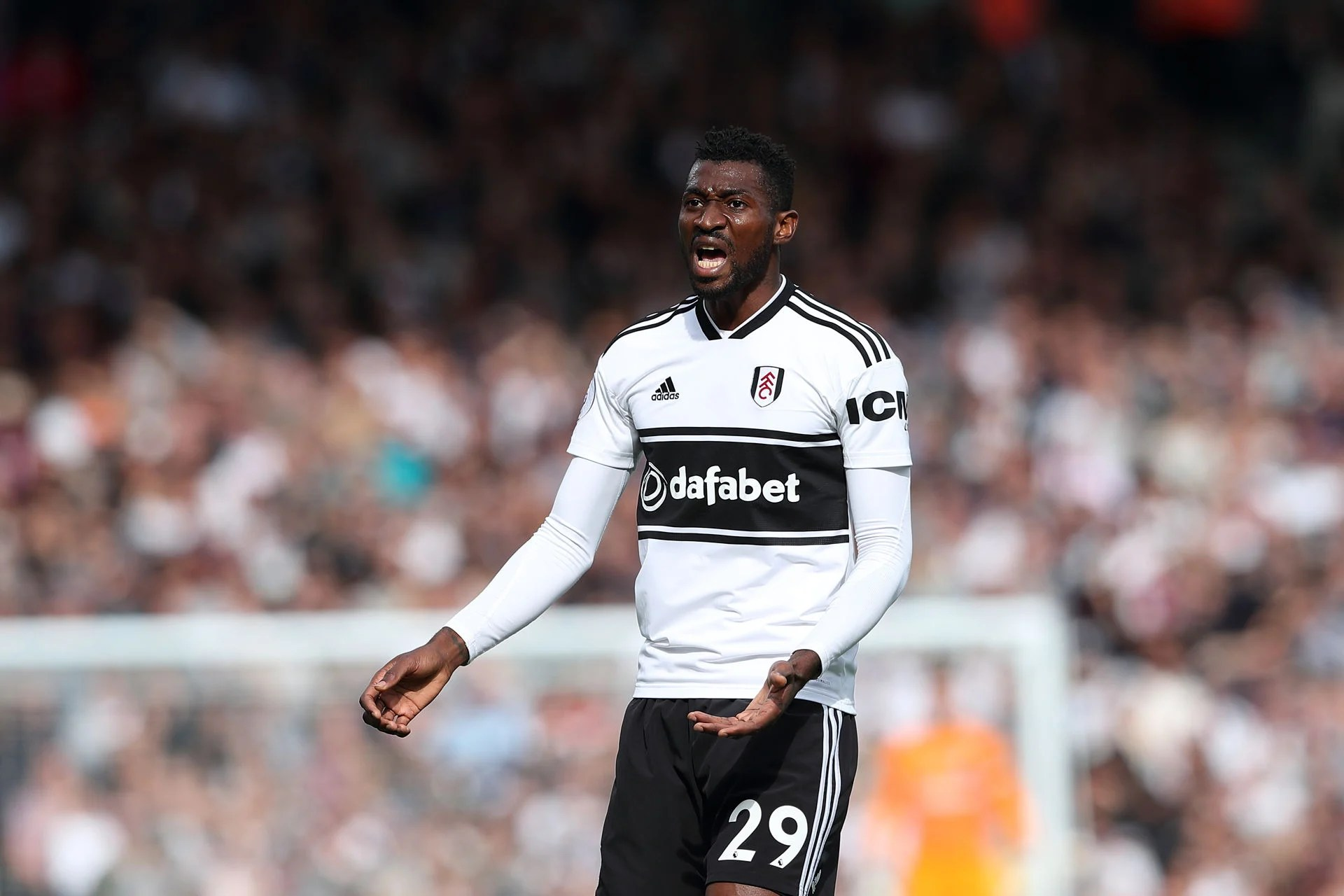 So far in 2020/21, the cameroonian midfielder has featured 35 times in all. Fulham Midfielder Andre Frank Zambo Anguissa Reportedly In Talks To Join Villarreal