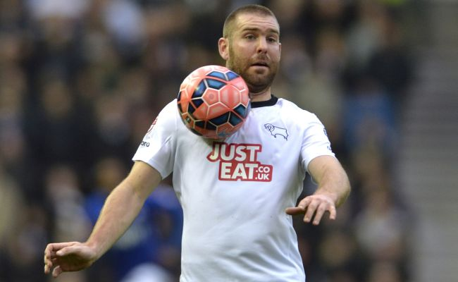 Report Derby County S Jake Buxton To Join Wigan Within 24