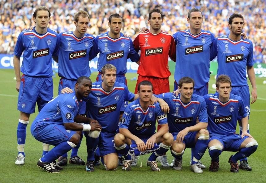 Rangers 2008 UEFA Cup Final XI: Where are those Ibrox heros now? – HITC