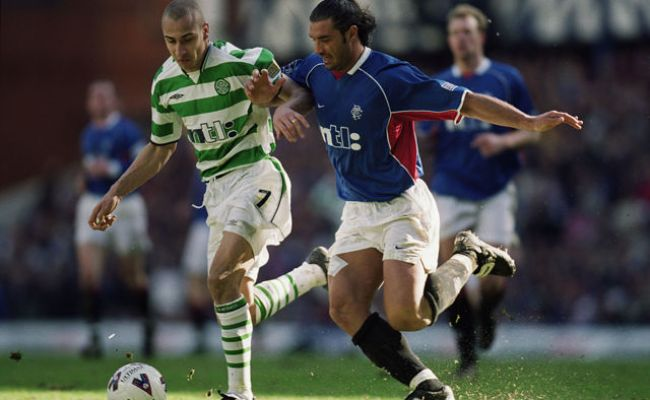 Rangers Legend Lorenzo Amoruso Warns Lazio Over Jozo