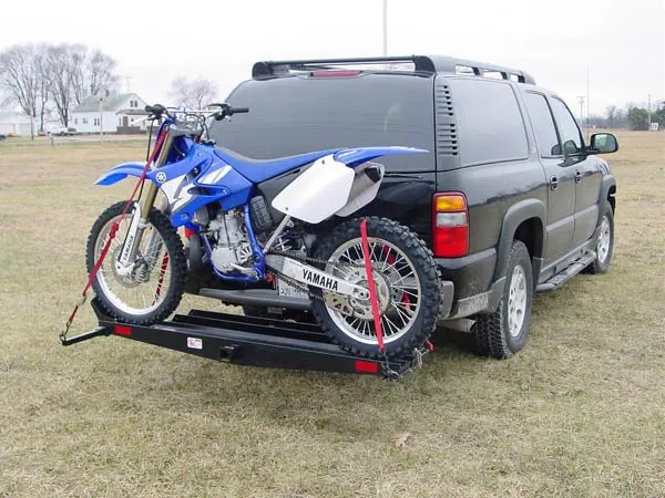 best hitch mounted motorcycle carriers