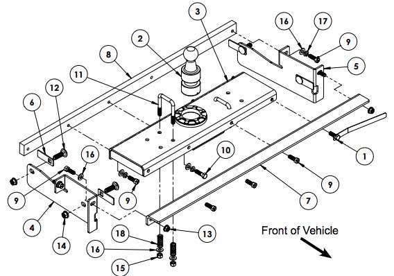 pj trailer plug wiring diagram 2004 isuzu rodeo radio brake toyskids co gooseneck get free image 7 way junction box