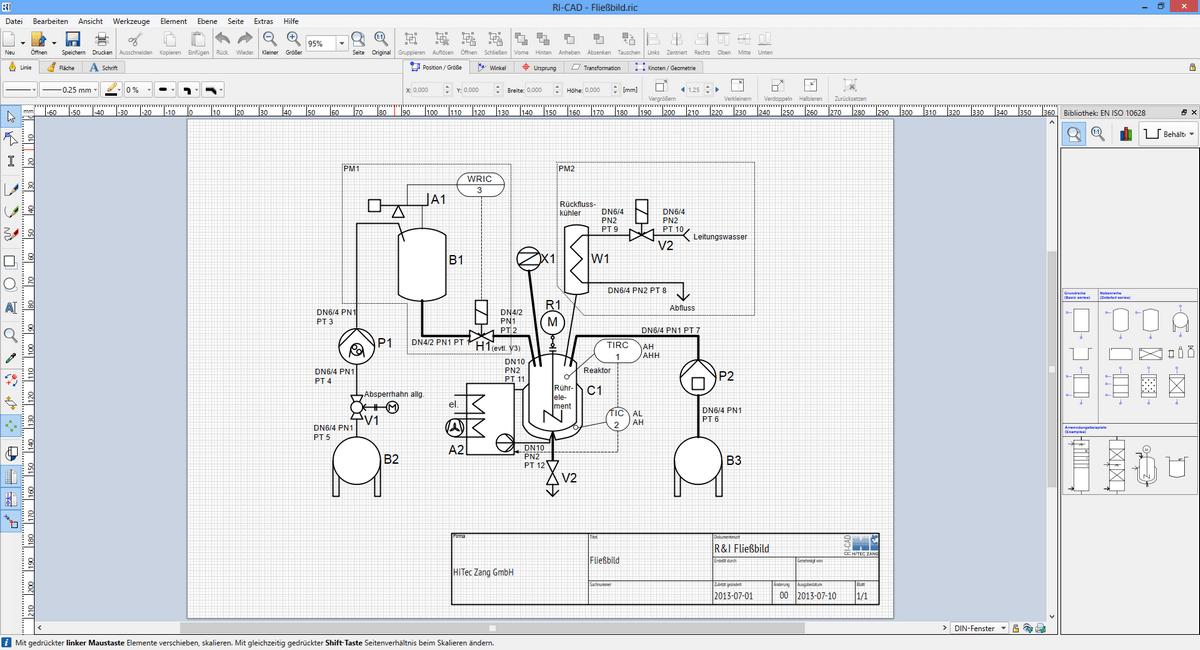 hight resolution of ri cad cad program for ri flow diagrams for din en iso 10628 compliant ri flow diagrams