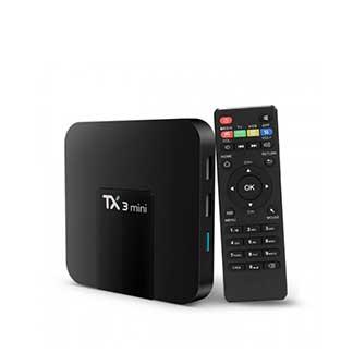Android TV Box TX3 Mini Chinese 2GB RAM-16GB Storage