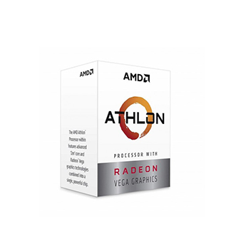 Processor AMD Radeon Athlon 200GE 2-Core