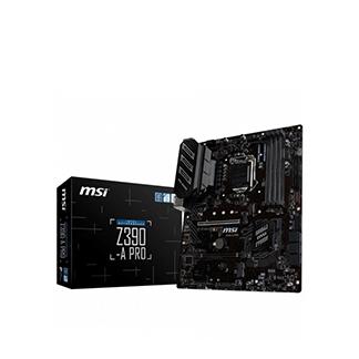 Motherboard MSI Z390-A Pro DDR4 9th Gen