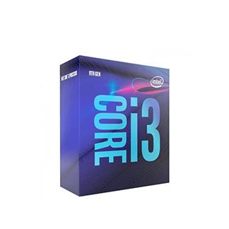 Processor Intel Core i3-9100 3.6GHz 6MB Cache 9th Gen