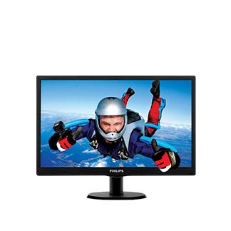 Monitor Philips 18.5 Inch LED 193V5LHSB2/94 HDMI