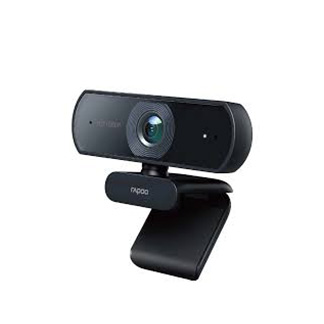 Webcam Rapoo 2 MP C260 Black 1080P Full HD
