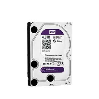 Desktop HDD Internal WD 4 TB SATA Purple