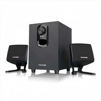 Microlab M-108 2.1 Multimedia Speaker