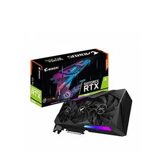 Gigabyte 8GB DDR6 RTX3070 AOROUS Master Gaming PCI Express Card