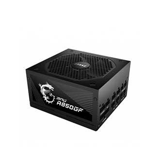 MSI 850W MPG A850GF 80 Plus Gold Power Supply
