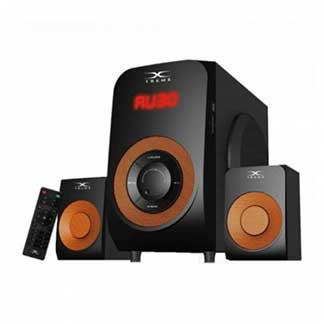 Xtreme E832BU 2.1 Speaker (USBMMCBT)