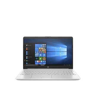 HP 15s-du1096TU Core-i5 10210U 10th Gen. 15.6 inch FHD Silver Laptop