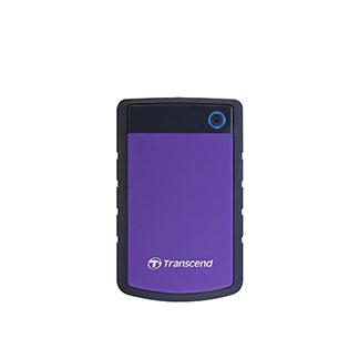 Transcend 2 TB TS2TSJ25H3P USB3.0 HDD Portable