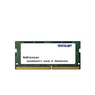 Patriot 4GB DDR4 BUS-2666 Laptop Ram