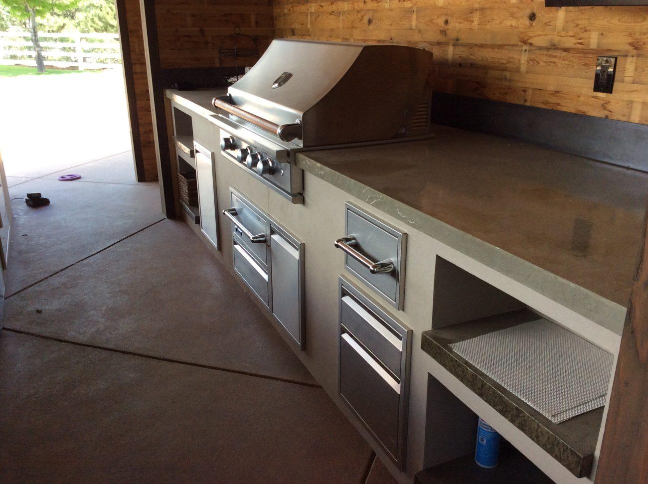 Outdoor Kitchens Hi Tech Appliance