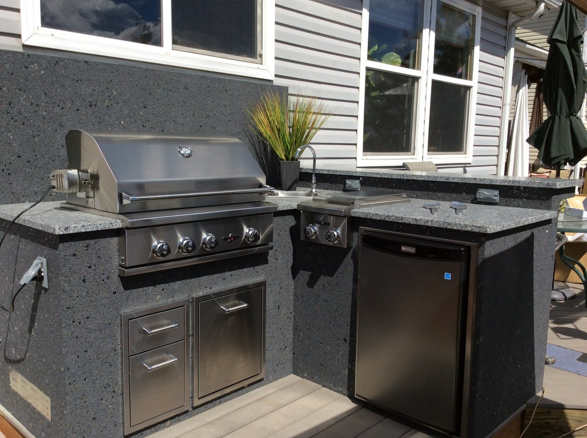 Outdoor Kitchens  HiTech Appliance
