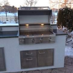 Custom Outdoor Kitchens Childrens Kitchen Set Matches The House  Hi Tech Appliance
