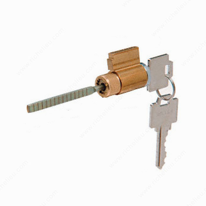 Brickwerks Lock Cylinder Rear Sliding Door - Inspirational