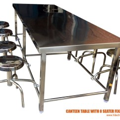 Steel Chair Buyers In India How To Replace Lawn Webbing Canteen Tables Chairs Manufacturer And Exporters At Best