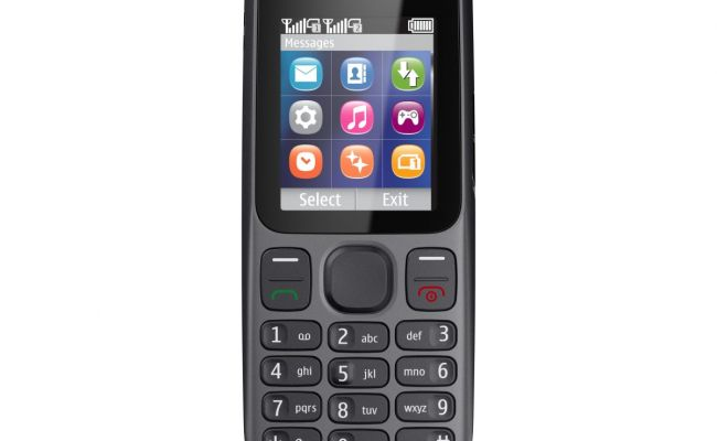 Nokia 100 101 Single Dual Sim Cheap Phones