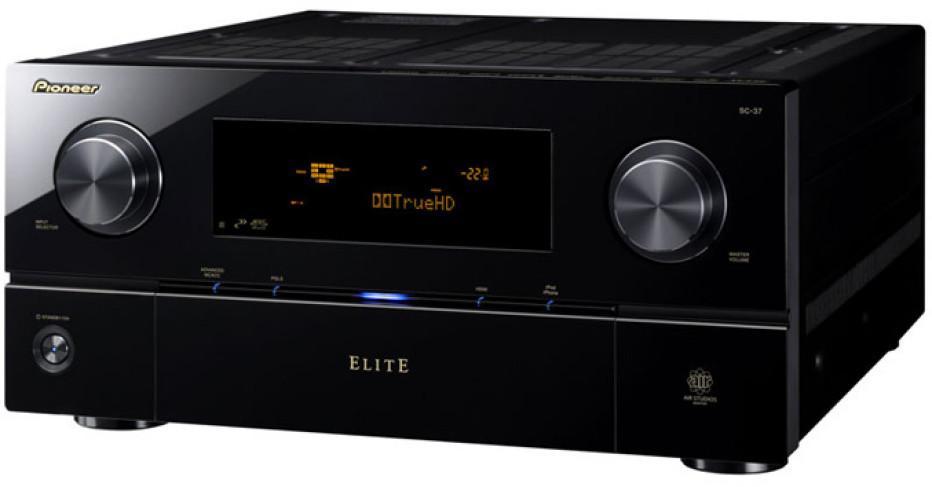 Pioneers New Elite AV Receivers 3D Ready Models