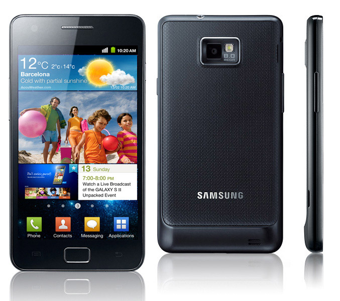 Hp Android Murah Galaxy S II