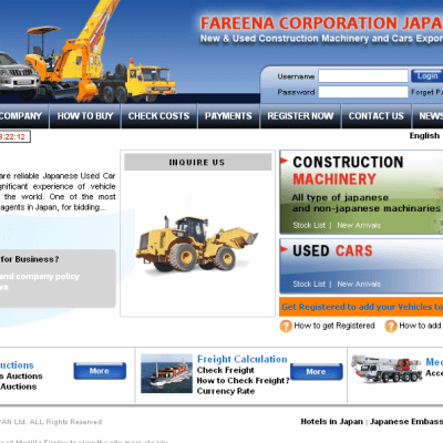 Fareena Corporation