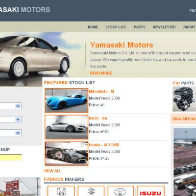 Yamasaki Motors