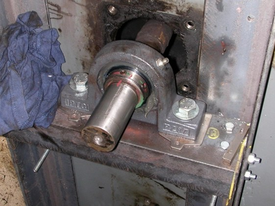 Furnace Blower Motor Bearings