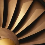 Jet Engine Fan Blades ca. 1997